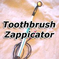 Toothbrush Zappicator